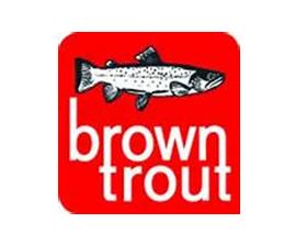 brown trout logo
